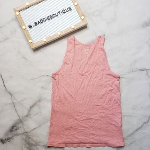 J. Crew cotton tank top